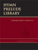 hymn prelude vol 4