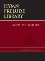 hymn prelude vol 9