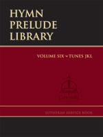 hymn prelude vol 6